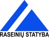 Raseinių statyba, UAB логотип