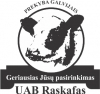 Raskafas, UAB логотип