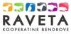 Raveta, kooperatinė bendrovė logotipas