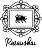 Razauskai Media, MB логотип