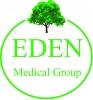 Eden Medical Group, MB logotipas