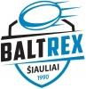"Regbio Klubas ""Baltrex"" logotipas"