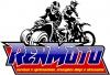 Renmoto, MB logotipas