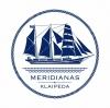 """Restoranas """"Meridianas"""", UAB logotipas"""