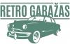 Retro garažas, UAB logotyp