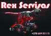 Rex servisas, MB Logo