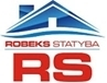 Robeks Statyba, UAB logotipas