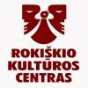 Rokiškio kultūros centras logotipas
