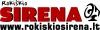 Rokiškio Sirena, UAB логотип