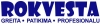 Rokvesta, UAB logotyp