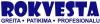 Rokvesta, UAB logotipas
