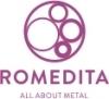 Romedita, UAB logotipas