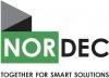 Nordec, UAB logotipas
