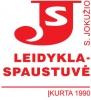 S. Jokužio leidykla - spaustuvė, IĮ logotipas
