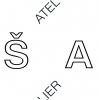 ŠA atelier, MB логотип