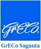 GrECo Sagauta, UADBB logotype