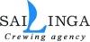 "UAB ""SAILINGA"" logotipas"