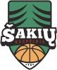 Šakių krepšinio lyga logotype