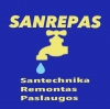 SANREPAS UAB logotipas
