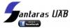 """Uždaroji akcinė bendrovė """"SANTARAS"""" Logo"""