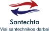 Santechta, MB logotipas