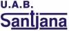 Santjana, UAB logotipas