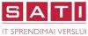 Sisteminio administravimo technologijos ir įranga, UAB logotipas