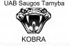 """Saugos tarnyba """"Kobra"""", UAB logotipas"""