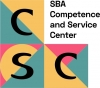 SBA Competence and Service Center, UAB logotipas