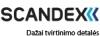 Scandex, UAB logotipas