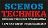 Scenos technika, MB logotype
