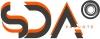"""UAB """"SDA Pakuotė"""" logotipas"""