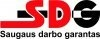 SDG, UAB logotipas