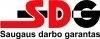 SDG, UAB logotipo