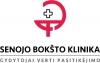 """""""SENOJO BOKŠTO"""" KLINIKA, UAB logotipas"""
