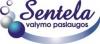 Sentela, UAB logotipas
