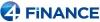 """SIA """"4finance IT"""" Lietuvos filialas logotipas"""
