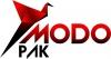 Modopak, UAB logotipas