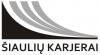 Šiaulių karjerai, UAB logotipas