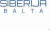 Siberija balta, UAB logotipas