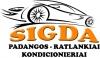 Sigda, UAB logotipas