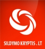 """UAB """"Šildymo kryptis"""" logotyp"""