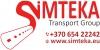 Simteka, UAB Logo