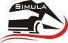 Simula, MB logotipas