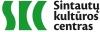 Sintautų kultūros centras logotipas