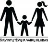 """Asociacija """"Širvintų tėvų ir vaikų klubas"""" logotipas"""