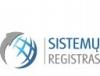 """UAB """"Sistemų registras"""" logotipas"""