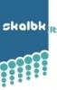 Skalbiklis, UAB logotipas