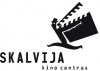 """VŠĮ """"Skalvijos"""" kino centras logotipas"""