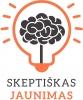 Lietuvos skeptiškas jaunimas, asociacija logotipas
